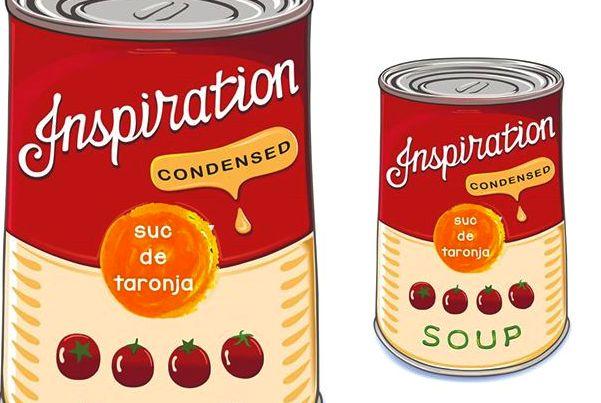 Tendències i disseny [suc de taronja]