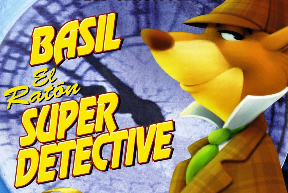 Basil, el ratolí detectiu. Cine infantil Novembre Negre