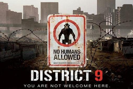 District 9. Cinema + Roses