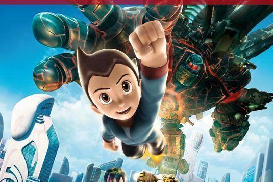 Cine Infantil: Astro Boy