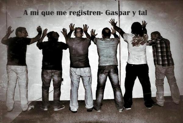 GASPAR Y TAL en concert. 28 febrer