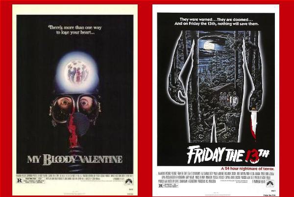 Cinema de Terror: Viernes 13 + My Bloody Valentine