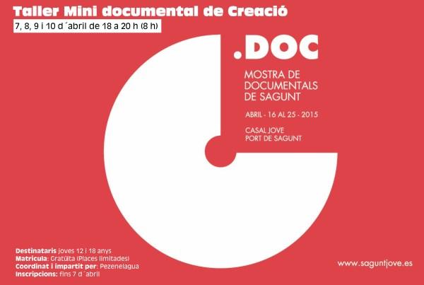 Taller MiniDocumental de Creació .DOC