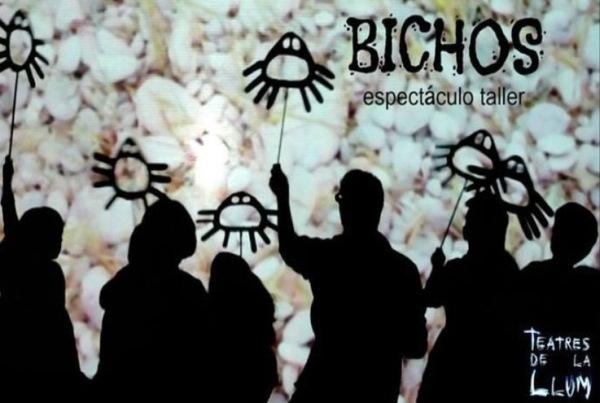 BICHOS. Teatre d'Ombres