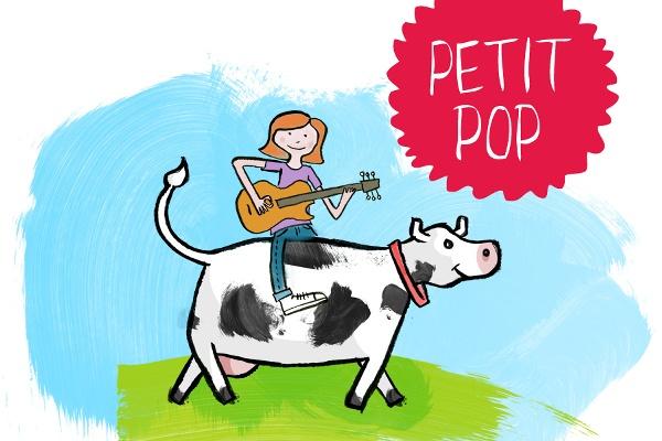 PETIT POP: música pop per a menuts i famílies