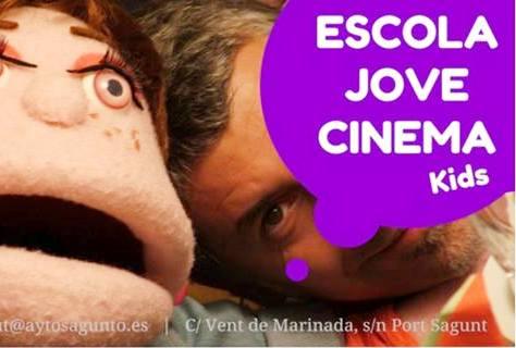 Escola Jove de Cinema 2015-16