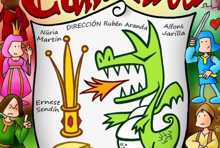 Teatre infantil: Las Aventuras del Reino de Camembert