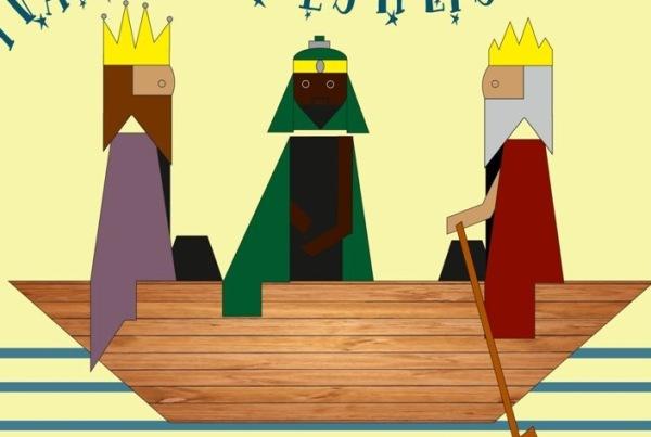 Arribada dels Reis Mags d'Orient