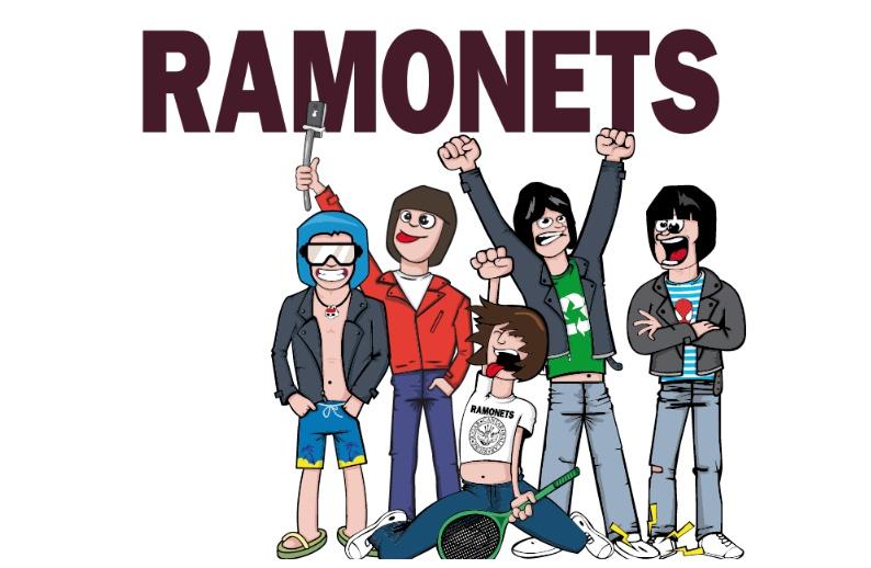 Tribut a Ramones per a grans i menuts