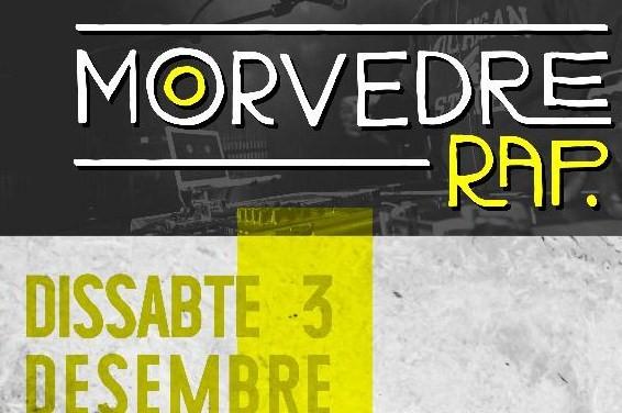MORVEDRE RAP. Primer concert