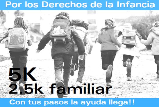 Carrera UNICEF solidària. 5 de març