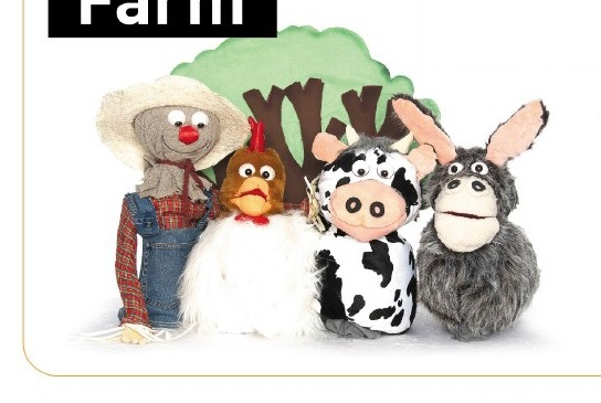 My Little Farm [Teatre Infantil en anglés]