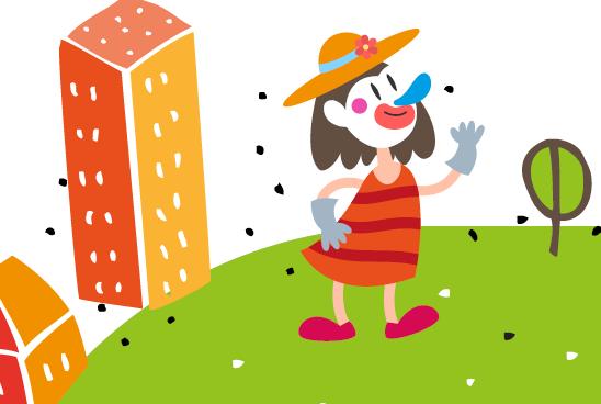 Menuda Ciutat 2017. Contacontes, màgia i teatre de carrer infantil al carrer