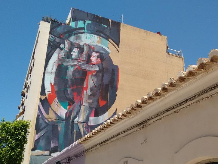Més Que Murs Art Urbà