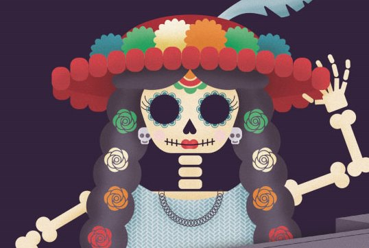 Catrina Fest [Halloween Latino]
