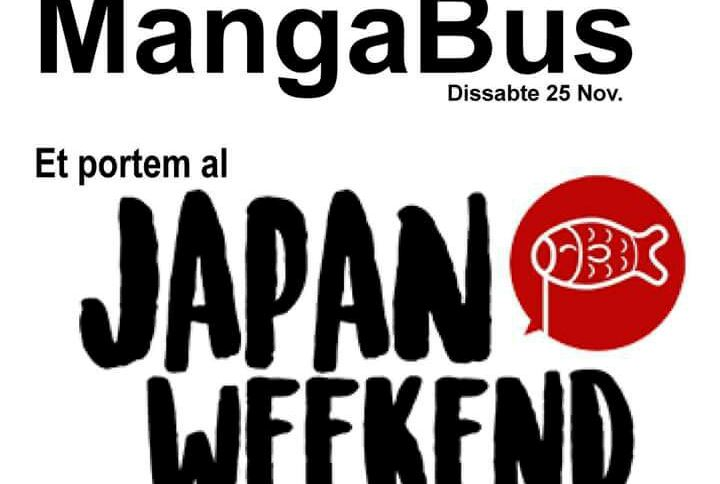 BUS per al JAPAN WEEKEND