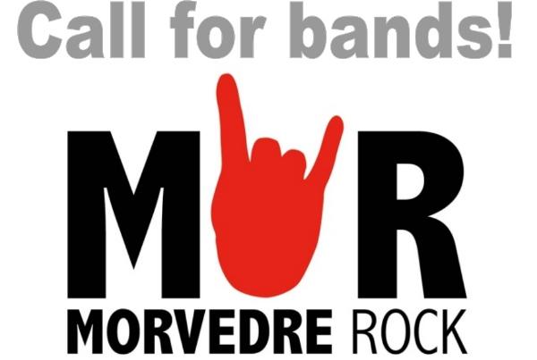 Morvedre Rock. Participa amb el teu grup!