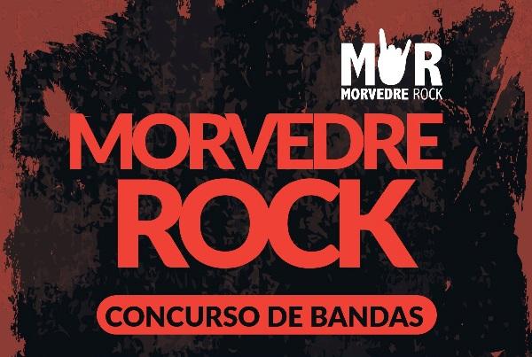 MORVEDRE Rock 3.0. Concerts