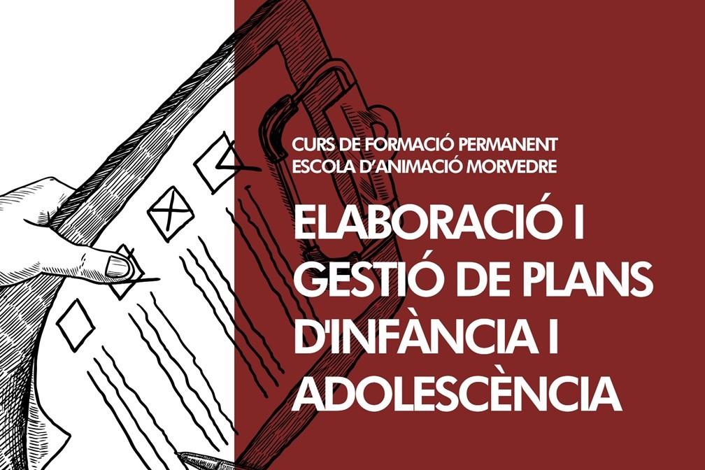 Elaboració i gestió de Plans d'Infància i Adolescència [Curs Formació Permanent]