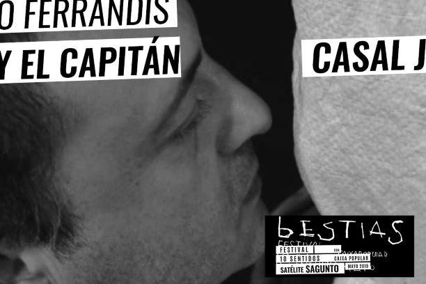 Pedro y el Capitán [Festival 10 Sentidos]