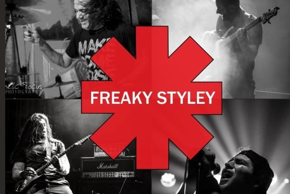FREAKY STYLEY [concert tribut Red Hot Chili Peppers] POSTPOSAT