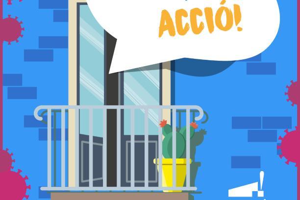 El vostre balcó a les xarxes socials