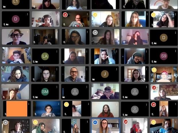 I Trobada Online Alumnat Actiu-Corresponsals Joves.net