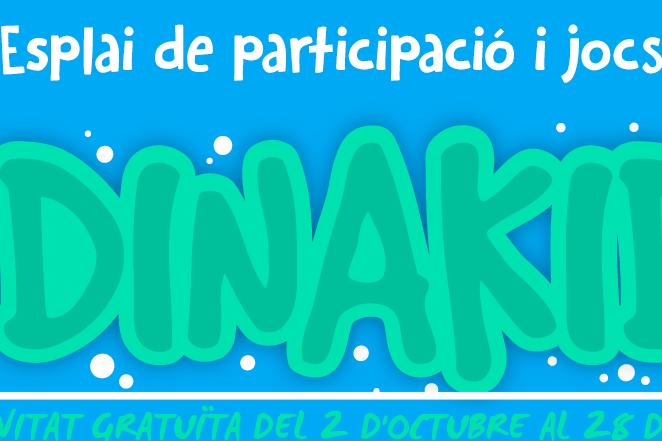 DinaKids 2021-22. Grup de Participació