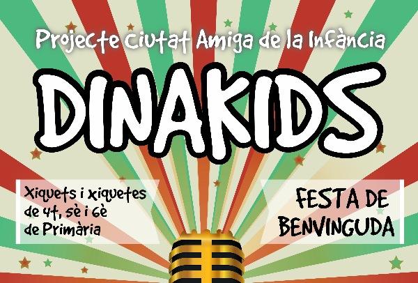 Dinakids. Activitats per a xiquets/es