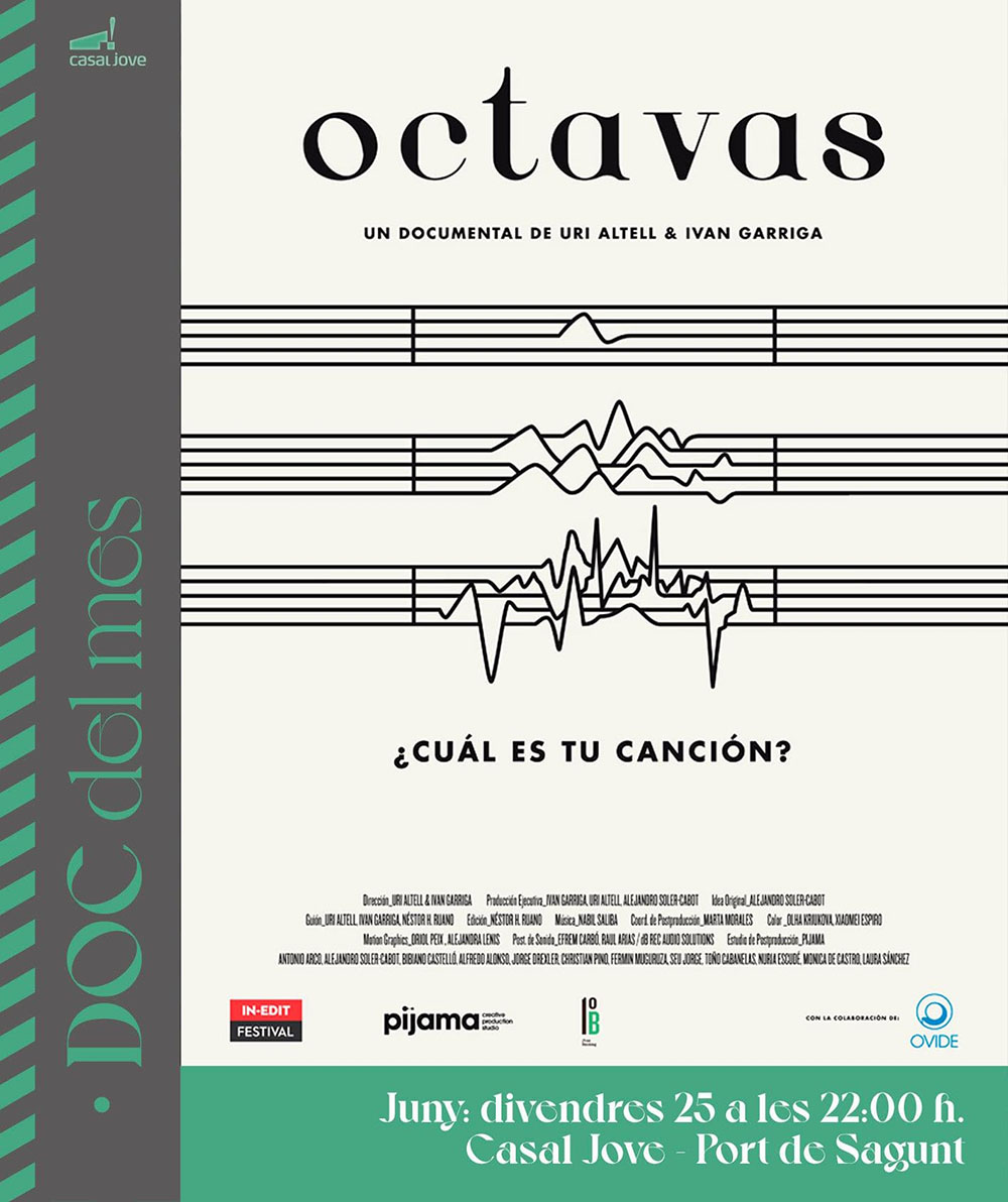 Cartel puntoDOC Octavas